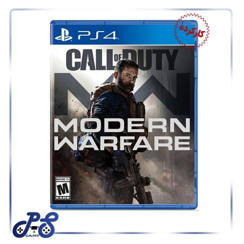 خرید-بازی-کارکرده-call-of-duty:-modern-warfare-ریجن-all-برای-ps4-دست-دوم