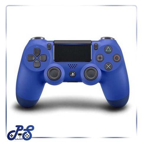 خرید-دسته-آبی-ps4-dualshock4-blue-های-کپی-باتری-۸۰۰-میلی-آمپر