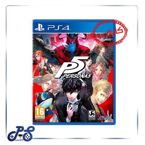 خرید-بازی-persona-5-ریجن-۲-برای-ps4-کارکرده