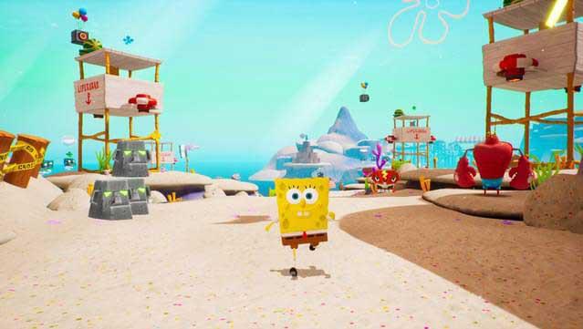 خرید-بازی-spongebob-squarepants:-battle-for-bikini-bottom-برای-ps4-پلمپ