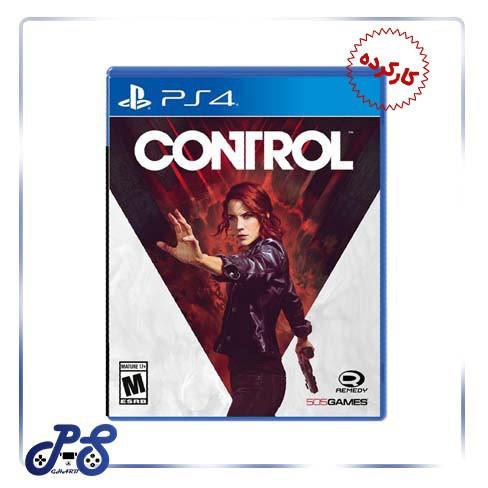 خرید-بازی-control-ریجن-2-برای-ps4-کارکرده