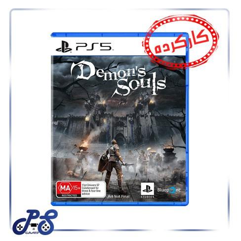 خرید بازی Demon's Souls برای PS5 کارکرده