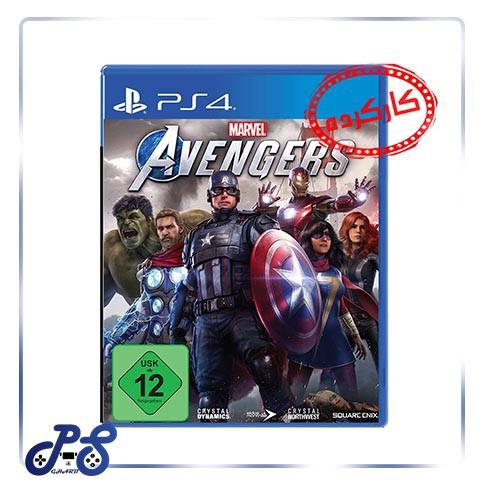 خرید-بازی-marvel's-avengers-ریجن-2-برای-ps4-کارکرده
