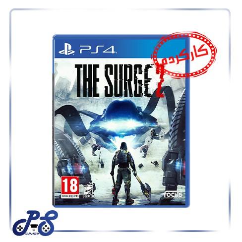 خرید-بازی-the-surge-ریجن-2-برای-ps4-کارکرده