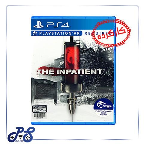 خرید بازی the inpatient ریجن 2 برای PS4 کارکرده
