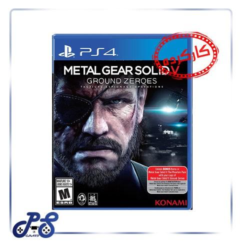 خرید-بازی-metal-gear-solid-ریجن-all-برای-ps4-کارکرده