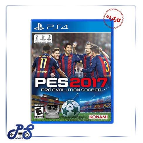 خرید-بازی-pes17-برای-ps4-کارکرده