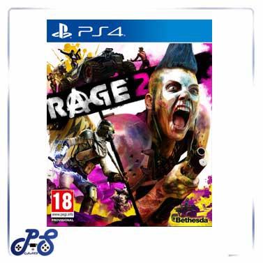 خرید بازی Rage 2 ریجن 2 برای PS4 پلمپ