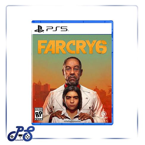 بازی Far Cry 6 برای PS5