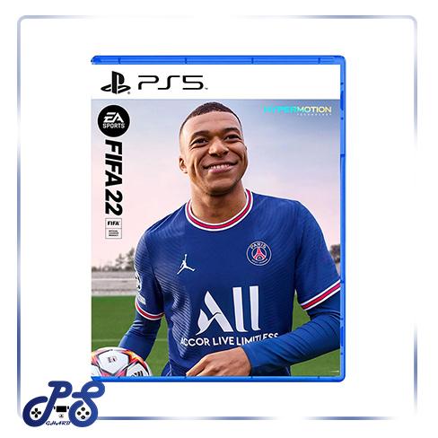 بازی FIFA 22 برای PS5
