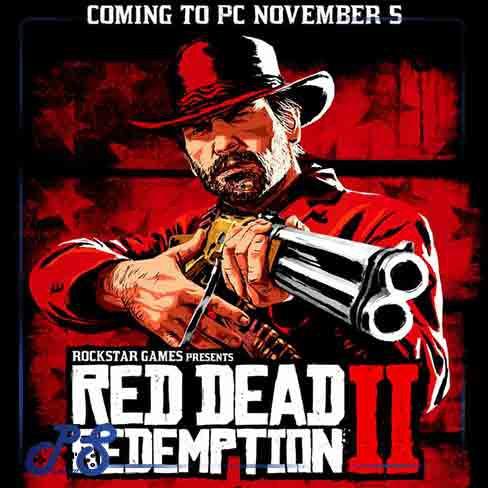 زمان انتشار نسخه pc بازی red dead 2