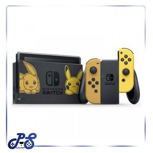 خرید-نینتندو-سوییچ-باندل-pokemon:-let's-go,-pikachu!-به-همراه-توپ-پوکیمون