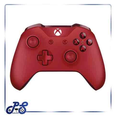 دسته-بازی-xbox-one-s-قرمز