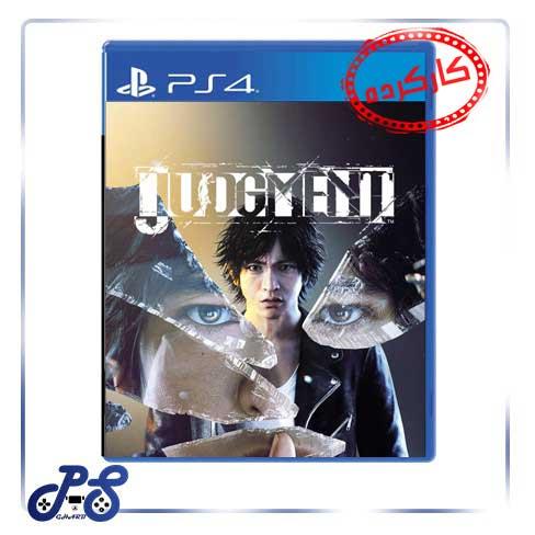 خرید-بازی-judgment-ریجن-2-برای-ps4-کارکرده
