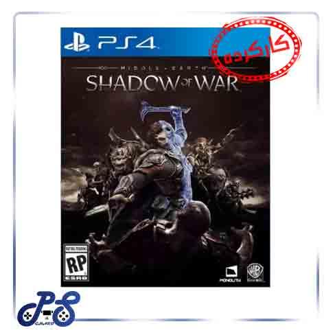 خرید-بازی-shadow-of-war-ریجن-all-برای-ps4-کارکرده