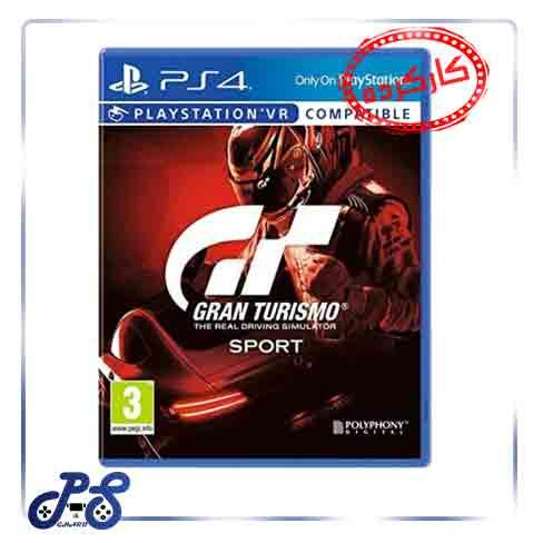 خرید-بازی-gran-turismo-sport-ریجن-2-برای-ps4-کارکرده
