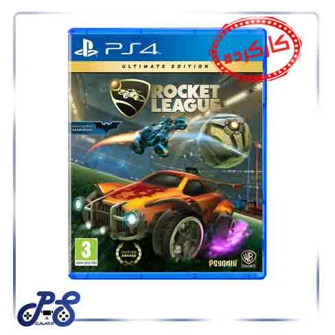 خرید-بازی-rocket-league-gold-edition-ریجن-2-برای-ps4-کارکرده