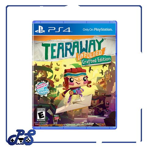 خرید-بازی-tearaway-ریجن-2-برای-ps4