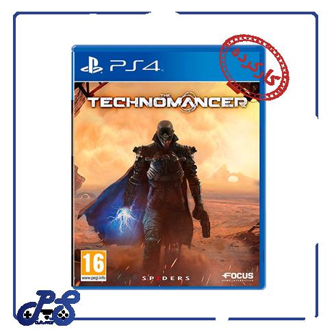 خرید-بازی-technomacer-کارکرده