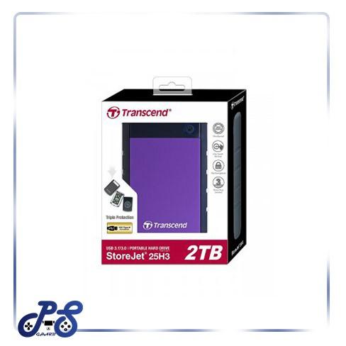 خرید-هارد-اکسترنال-transcend-storejet-25h3p- -دو-ترابایت
